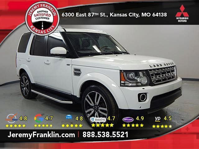 Used 2015 Land Rover LR4 For Sale near Grandview, MO